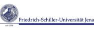 Friedrich Schiller Universität Logo