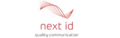 next id Logo