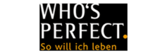 Who's Perfect Logo